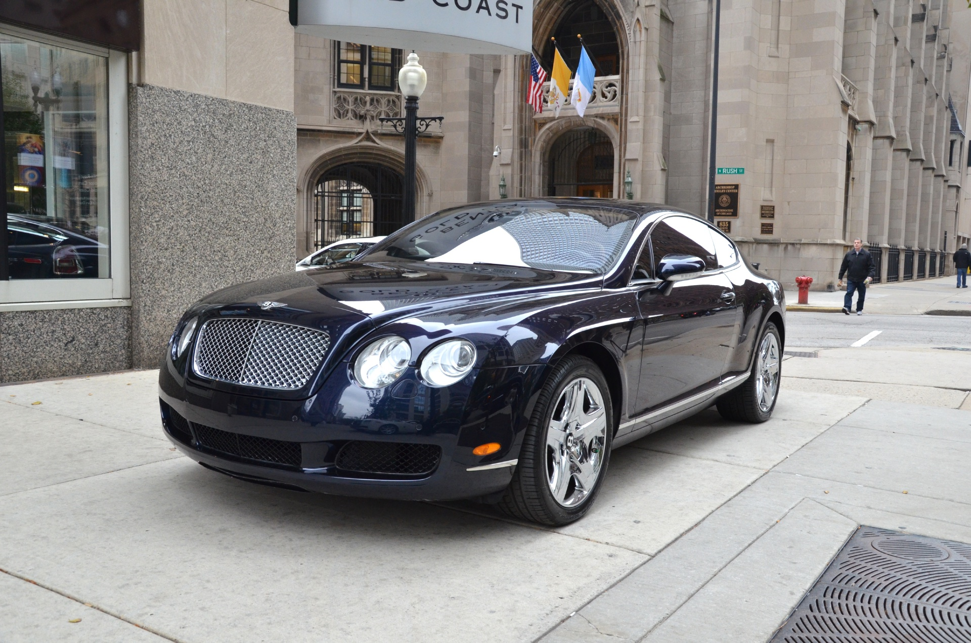 2005 Bentley Continental Gt Stock # B341a For Sale Near