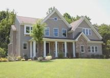 Family Beautiful Home Exterior