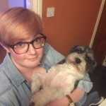 Naomi Sleet veterinary care assistant