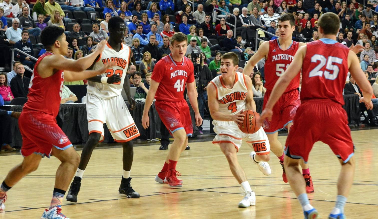 South Dakota High School Basketball Polls Dec 29 2015