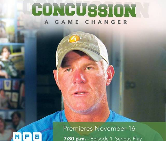 Concussion A Game Changer Premieres Nov 16 On Mpb Television