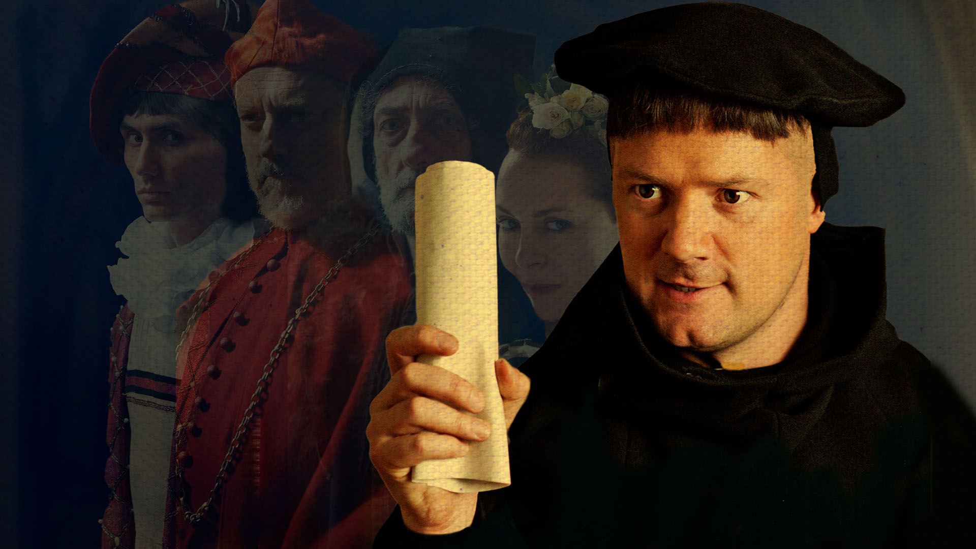 Martin Luther: The Idea that Changed the World | PBS Programs | PBS