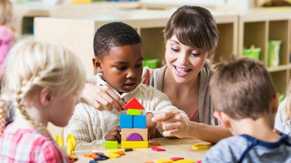 Stem In Early Childhood Professional Development