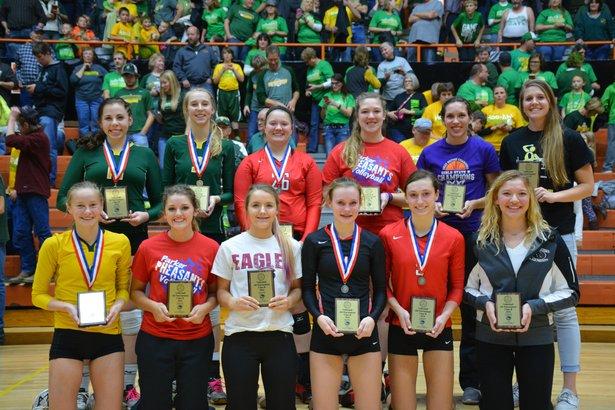 B Volleyball South Dakota High School Sports On SDPB