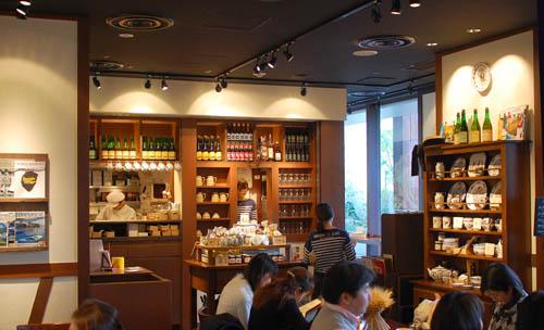 Breizh Cafe Creperie Shinjuku bentocom listing