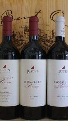 Justin Isosceles Reserve Vertical
