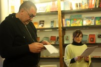 Stefano La Monica e Floriana Maraglino