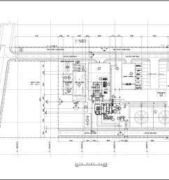 a plot plan shows the exact location of each equipment piping and instrumentation diagrams  [ 2480 x 2110 Pixel ]