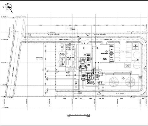 small resolution of a plot plan shows the exact location of each equipment piping and instrumentation diagrams