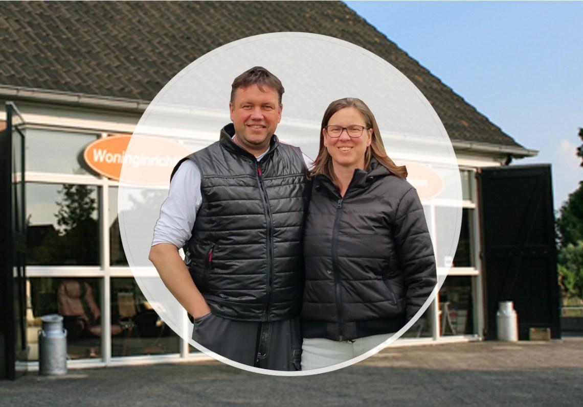 Ben en Rita Woninginrichting Ben van den Broek Leersum Utrechtse Heuvelrug