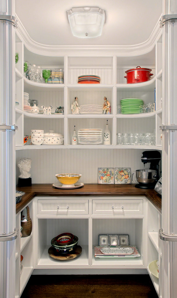 Kitchen Pantry DesignsNew Trends for an Old Concept