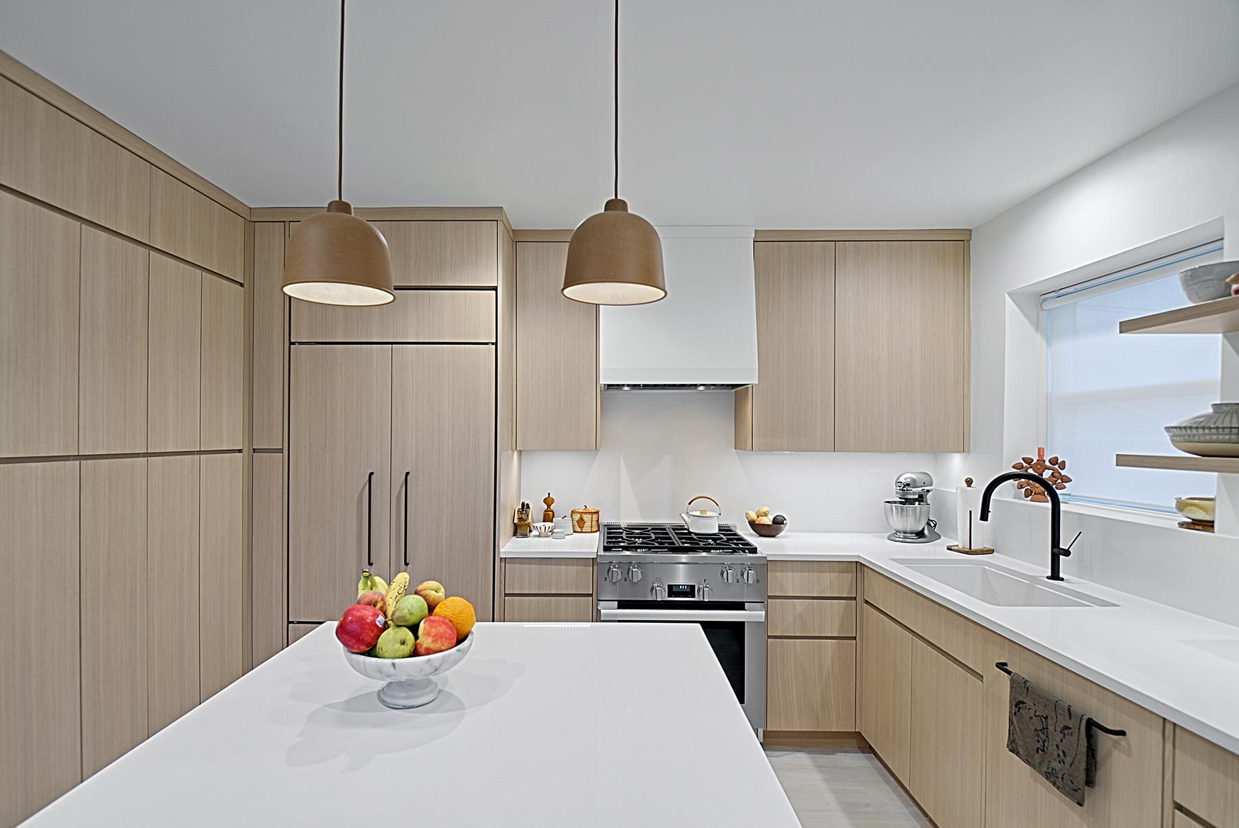 Modern Kitchen Remodel Chicago   Benvenuti and Stein