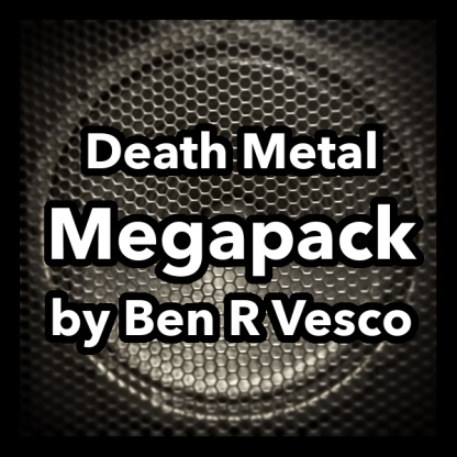 Death Metal Megapack