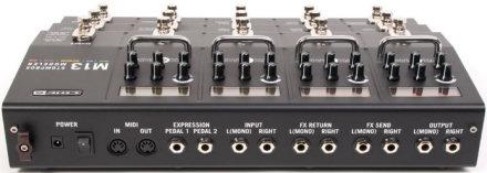 Line 6 M13 Stompbox Modeler back