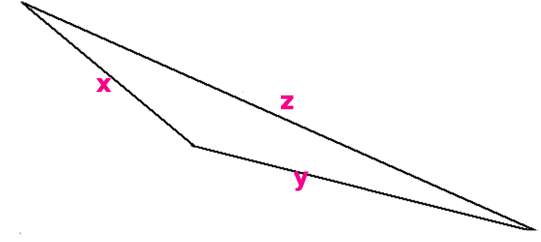 Puzzle: Triangle, sides are radicals, area an integer