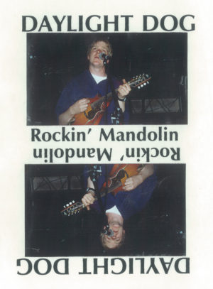 Ben Bahaudin Walker poster circa 1997