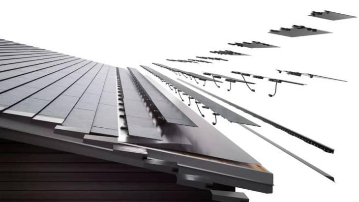 tesla solar roof V3