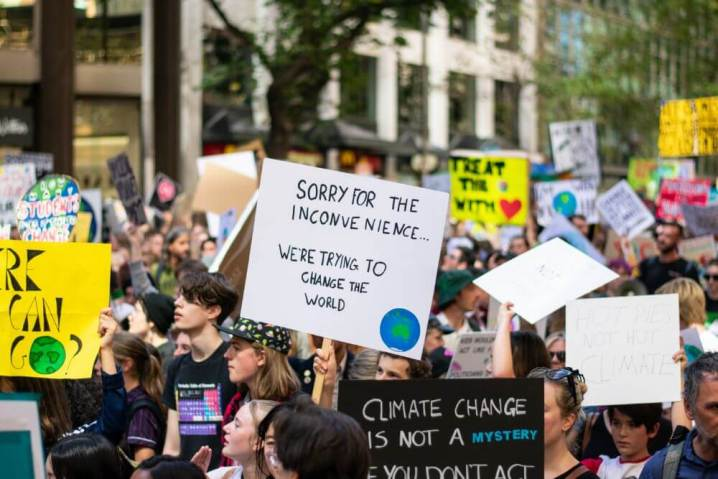 climate strike