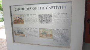 Changi Churches and Museum Churches of the Captivity