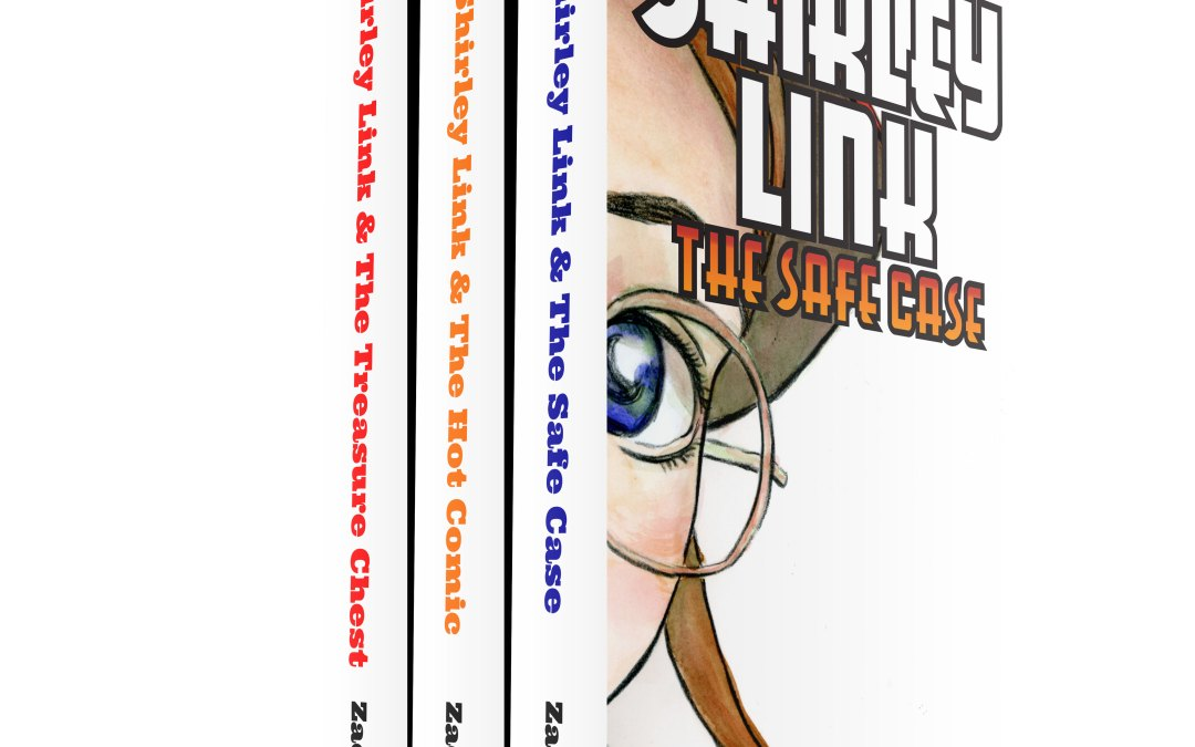 The Shirley Link Box Set is now available for your Kindle!