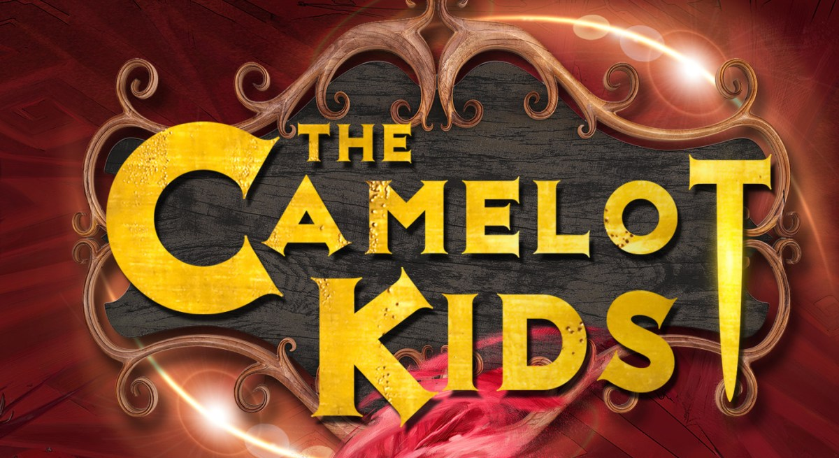 Enter to win The Camelot Kids audiobook on Audible