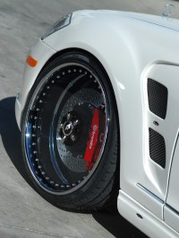 The new rage: Glass wheels - BenzInsider.com - A Mercedes ...