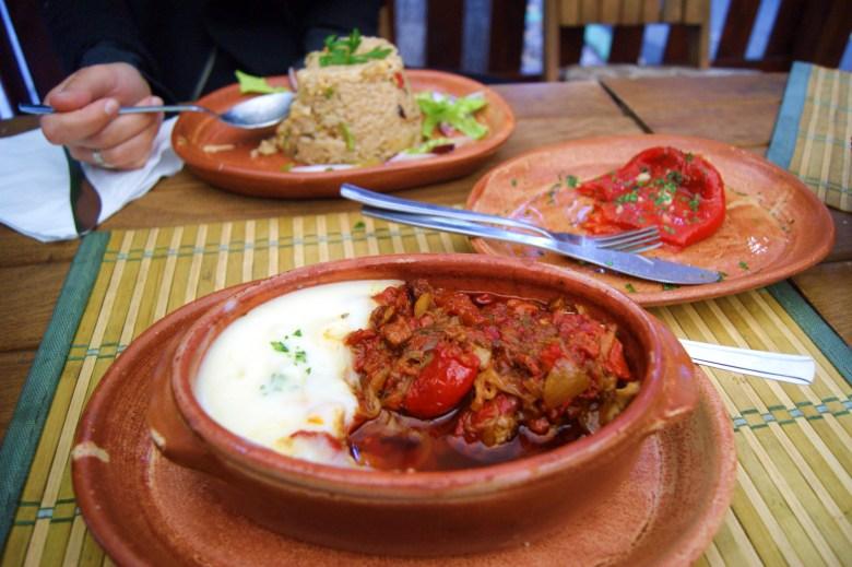 ресторан кафана национальная кухня белград сербия