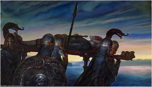 Beowulfs obituary