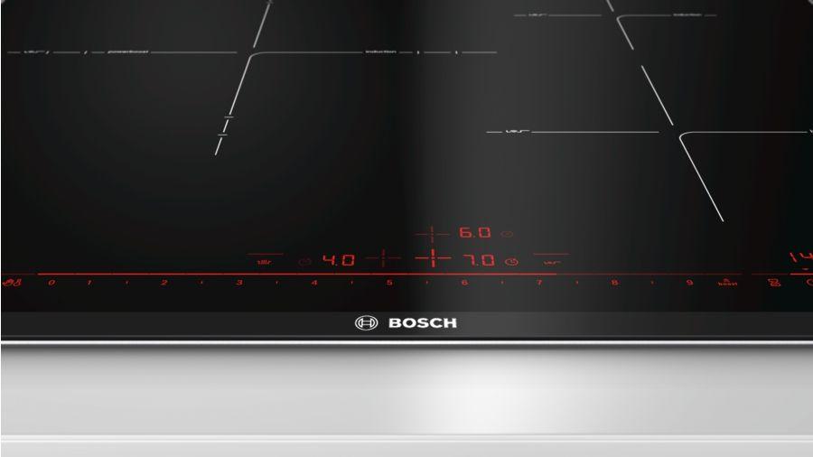 bếp từ bosch pid675dc1e bảng điều khiển LED ẩn