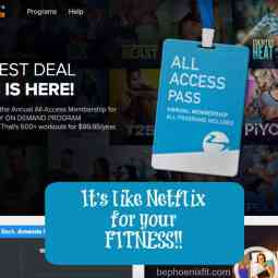 All Access Pass Beachbody On Demand