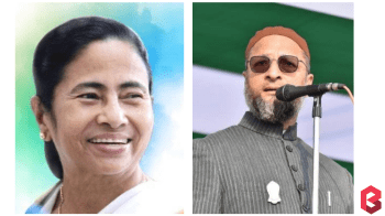 """AIMIM will help TMC defeat BJP in elections"": Asaduddin Owaisi"