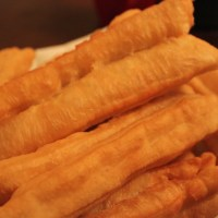 You Tiao (Chinese - Vietnamese Crullers or deep fried crispy bread) - Quẩy chiên giòn