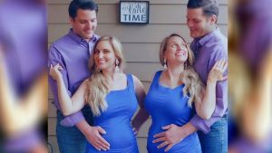 The Doctor Discovers Something Special After Twins Get Pregnant By Twins!