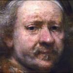 Rembrandt, Self-Portrait (National Gallery, London)