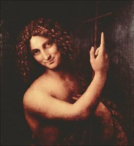 Leonardo da Vinci - John the Baptist