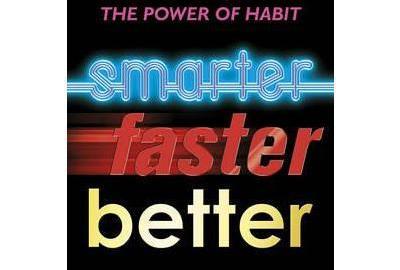Smarter, Faster, Better Cover