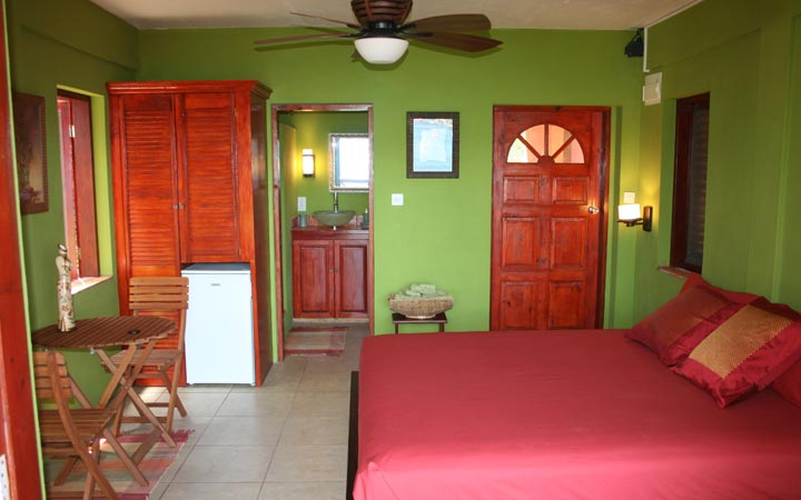 Sweet Retreat Hotel located in Bequia  Your Home away