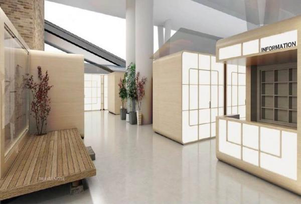 仁川機場開設膠囊酒店 (3)