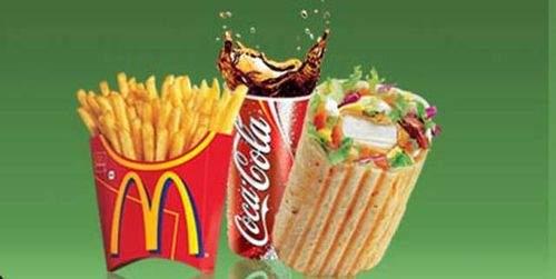 印度:McDonald's Paneer Salsa Wrap