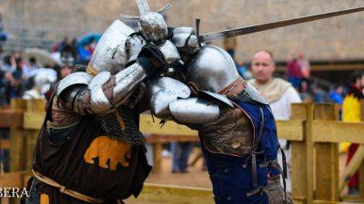 Средневековый бой