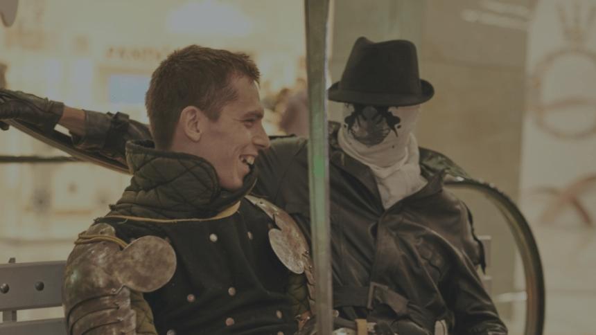 косплей и исторический средневековый бой