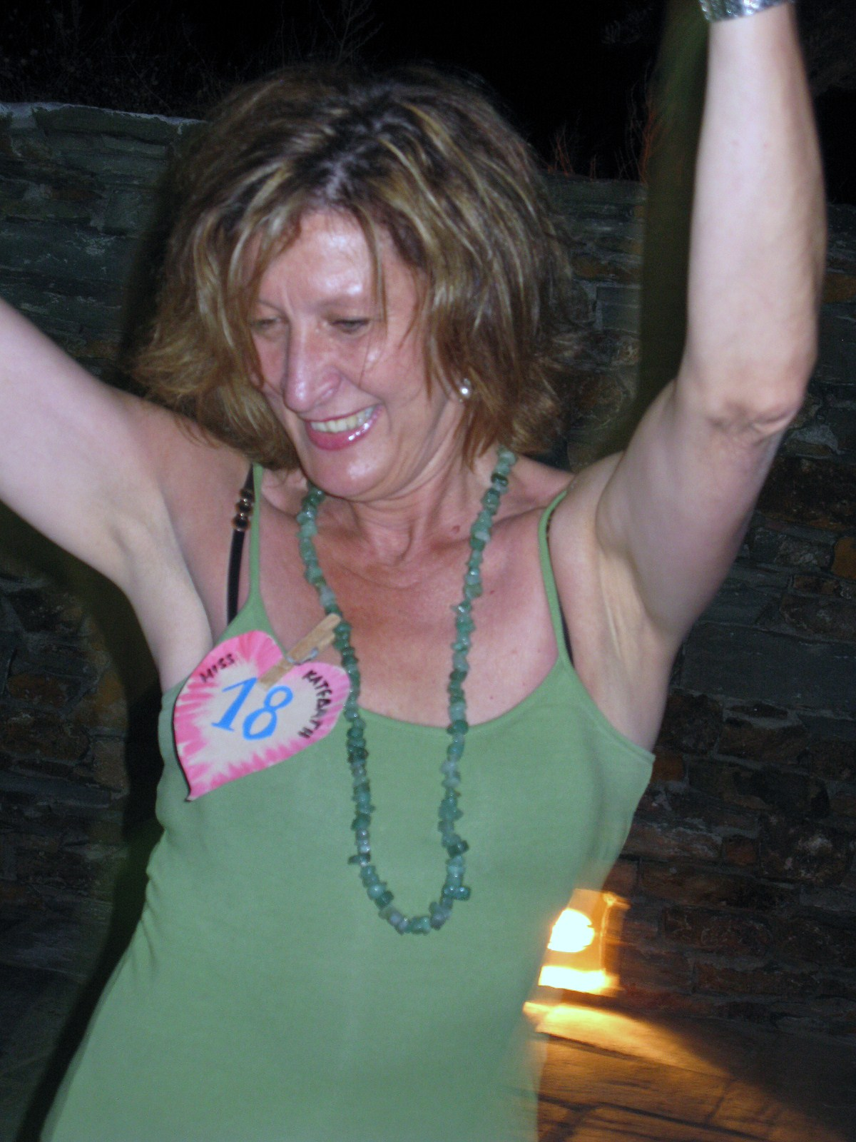 Michelle enjoyed a break from the Nordics and tasted partying in the Med!