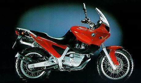 a fun motorcycle, an allarounder good for the city traffic, the dirt island roads and the tarmac.