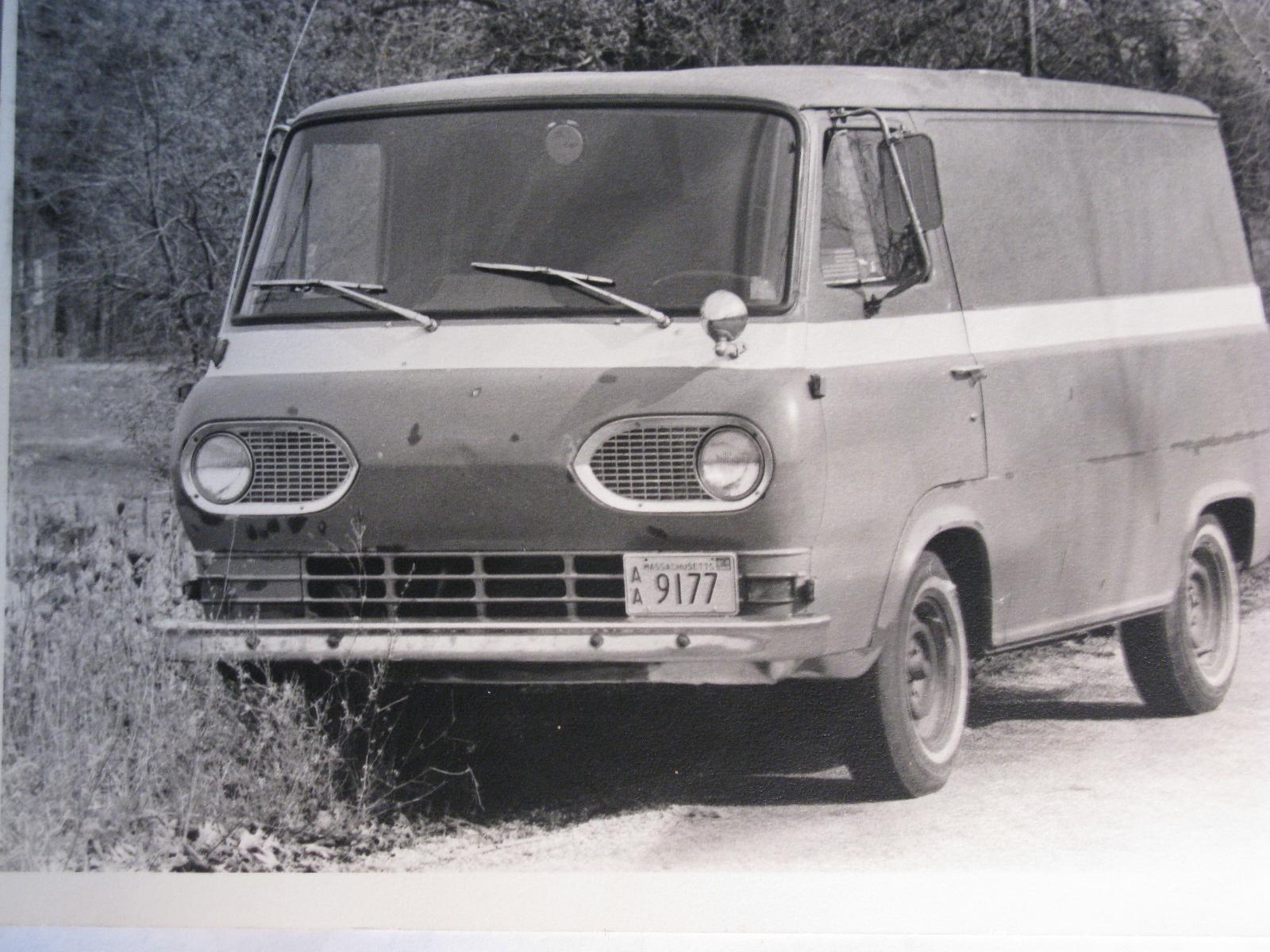 My 1966 Ford Econoline Van
