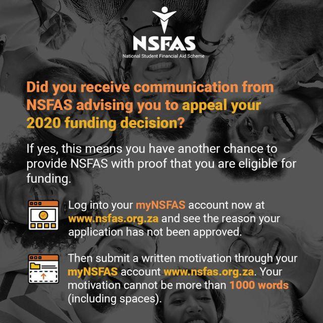 #NSFAS2020