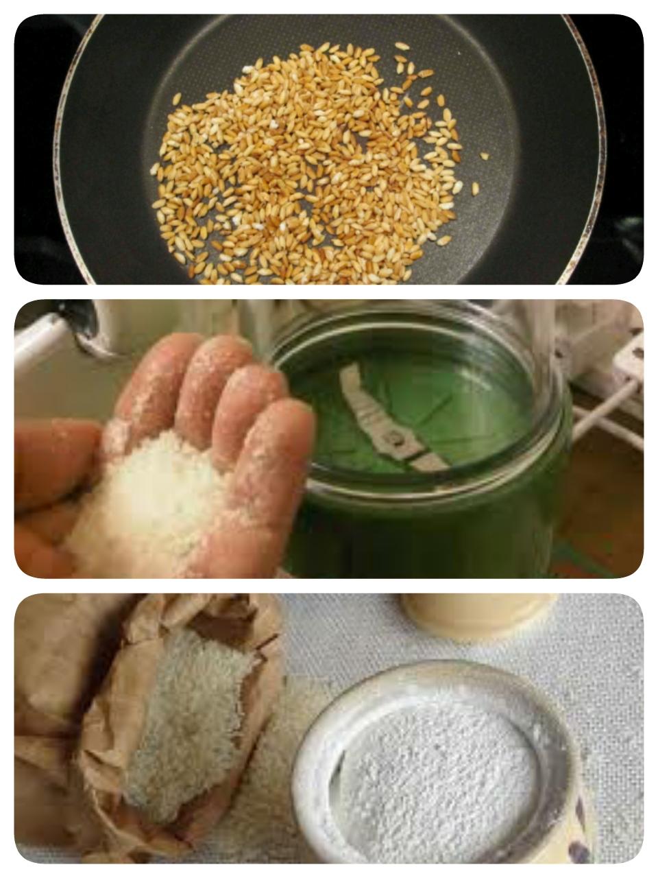 Cara Membuat Masker Beras Untuk Jerawat : membuat, masker, beras, untuk, jerawat, Masker, Beras, Untuk, Perawatan, Wajah, Hitam, NUTRICE