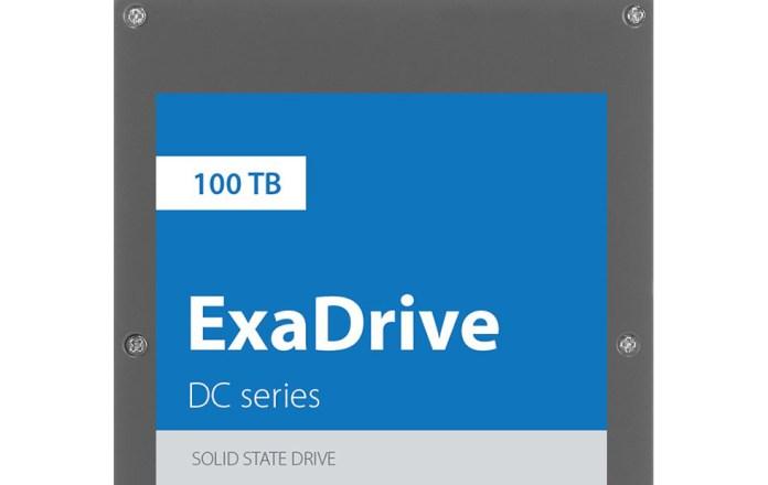 Najveći SSD ima 100TB a proizvodi ga Nimbus