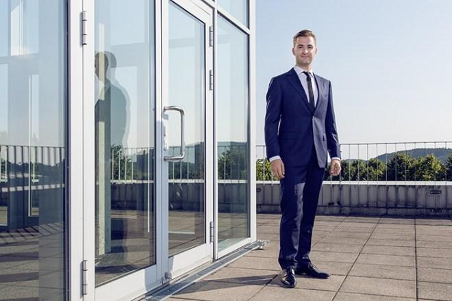 Lars Strempel ist Unternehmensberater aus Köln
