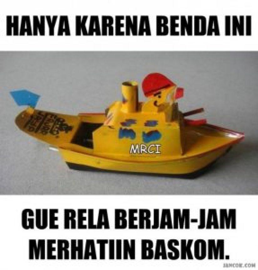 100 Gambar DP BBM Meme Kocak & Lucu gokil