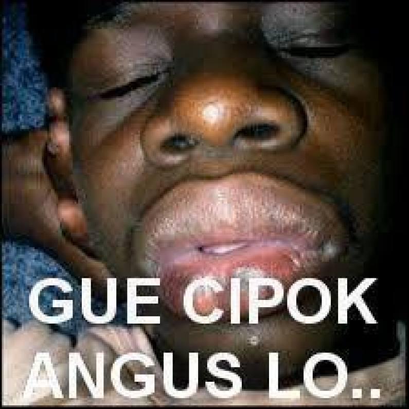 Gambar BBM Meme Kocak & Lucu Abis